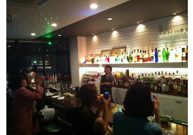 沖縄バー開業